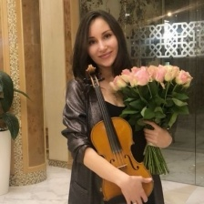 Concert of violinist, soloist of the music project 'Verona' in the hotel-restaurant 'Armega'